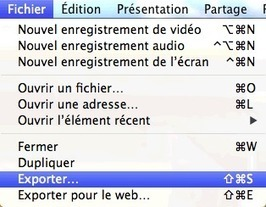 Convertir une vidéo en 3 clics sous MacOS X Lion | Time to Learn | Scoop.it