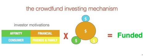 Crowdfunding Motivations—What Drives People to Invest?   Crowdfunding e sussidiarietà orizzontale. Integrazione, confronto e limiti.   Scoop.it