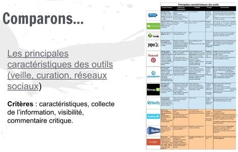 Formation : la veille informationnelle | TICE, Web 2.0, logiciels libres | Scoop.it
