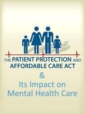 An Update on How the U.S. Affordable Care Act Impacts Mental ... | Medicine and Health | Scoop.it