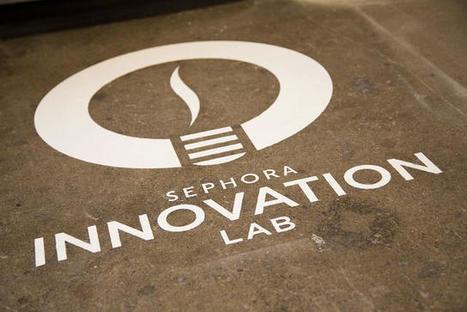 Inside Sephora's New Innovation Lab   Prestige Brands & Digital   Scoop.it