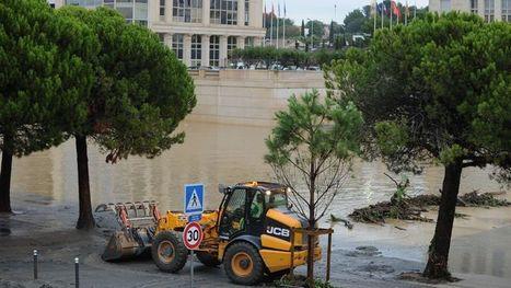 Pluies à Montpellier : «Un phénomène météo exceptionnel par son intensité»   Géographie : les dernières nouvelles de la toile.   Scoop.it