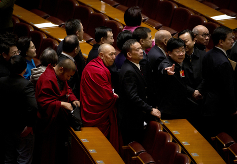 Atheistic China claims 'right to reincarnate' Dalai Lama | Criminology and Economic Theory | Scoop.it