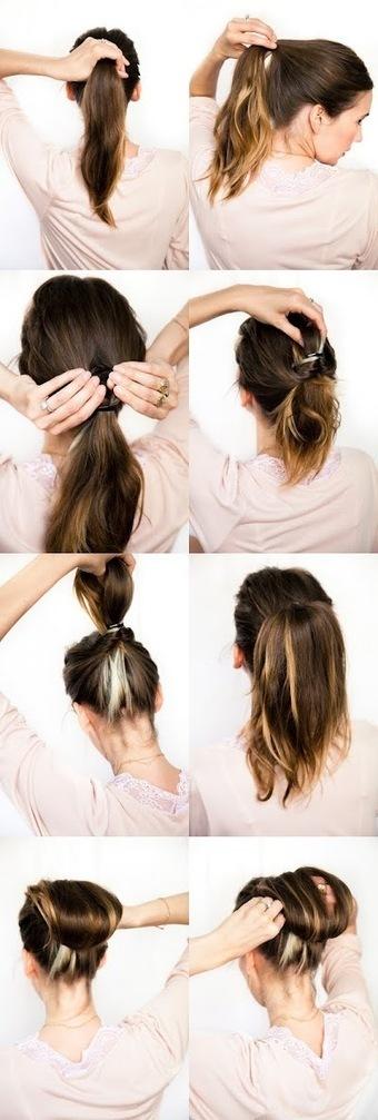 Parlons cheveux…De belles coiffures de mariée à faire soi-même ... | CoiffsurBeaute.fr Actu | Scoop.it