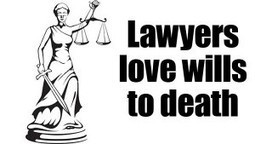 Lawyers And Wills Apart | News From Stirring Trouble Internationally | Scoop.it