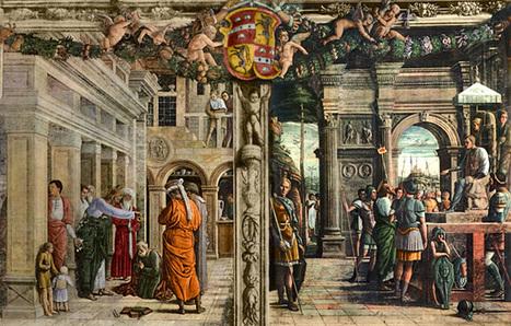 13 septembre 1506 mort de Andrea Mantegna | Racines de l'Art | Scoop.it