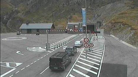 Hautes-Pyrénées : circulation rétablie dans le tunnel d'Aragnouet-Bielsa suite à l'incendie d'un camion - France 3 Midi-Pyrénées | Vallée d'Aure - Pyrénées | Scoop.it