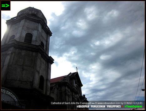 EDMARATION #TownExplorer: [Dagupan] Cathedral of St John the Evangelist: Overgrown Time Trail   #TownExplorer   Exploring Philippine Towns   Scoop.it
