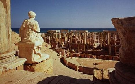 19 destinos que llevan a Roma | Ganimedes | Scoop.it