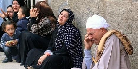 Egypt just sentenced 528 people to death- when one million of us have joined, religious leaders in Egypt will deliver our call for compassion directly to the Mufti.   OMG, WTF, ROFL, IDK, HTH?   Scoop.it