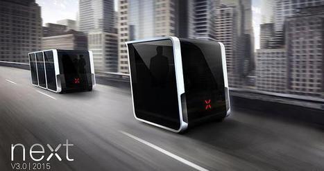 Next modélise le véhicule du futur | L'Atelier : Accelerating Business | Développement Durable et Urbanisme | Scoop.it