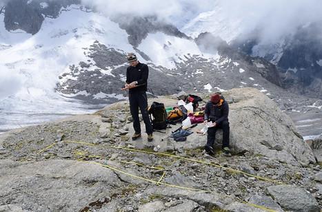 Mont Blanc : bientôt des touristes… scientifiques ?   Tourisme culturel news   Scoop.it