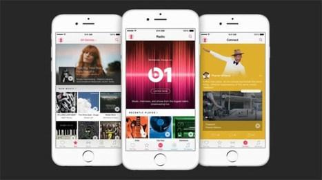 Apple Music wird nach Kritik am User Interface stark überarbeitet | Lernen mit iPad | Scoop.it