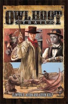 Les Livres de l'ours: Owl Hoot Trail : la critique | Imaginaire et jeux de rôle : news | Scoop.it