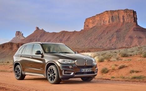 BMW X5 2014 : présentation officielle | Auto , mécaniques et sport automobiles | Scoop.it