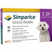 Buy Simparica Chewables for Dogs Online at CanadaPetCare.com | Pet Supplies | Scoop.it