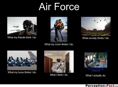 Air Force | What I really do | Scoop.it