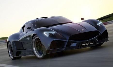 Faralli & Mazzanti reveals exclusive new Evantra | The DATZ Blast | Scoop.it