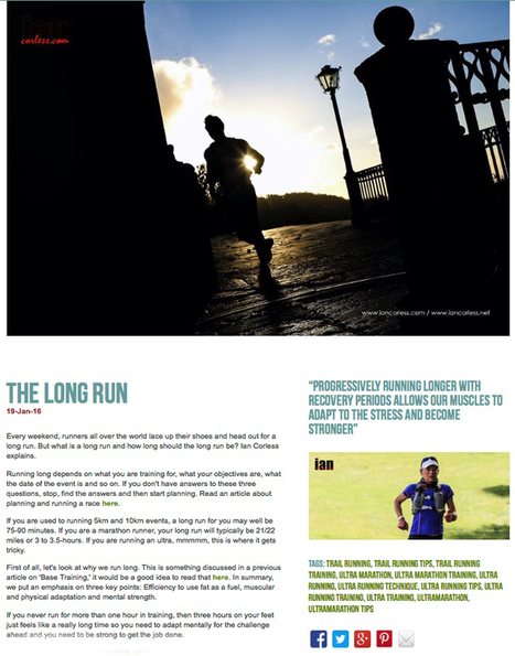 The Long Run - How long should it be? | Talk Ultra - Ultra Running | Scoop.it