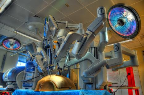 Chirurgie robotique : l'Institut Gustave Roussy entre dans la quatrième génération   Here and There Healthcare   Scoop.it