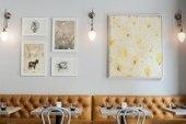 New Restaurant Aveline Designed to Feel Like Home - Architectural Digest (blog)   Porter Doors   Scoop.it