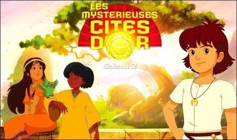 [animé] Les Mystérieuses Cités d'or, saison 2 / épisode 5 : 'L'alchimiste' | Imaginaire et jeux de rôle : news | Scoop.it