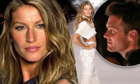 Gisele Bundchen struts down the runway for São Paulo Fashion Week... and ... - Daily Mail | Brazil Travel | Scoop.it