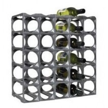 Customisable Clip-in Wine Rack - 30 bottle $135 (AUD) | Birthday Gifts | Scoop.it