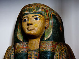 Meat mummies a feast fit for a Pharaoh - Chemistry World | Ancient Egyptian World | Scoop.it