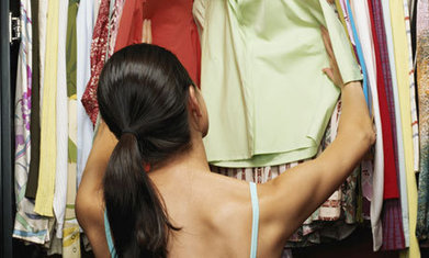 Why we keep clothes we never wear | Fashion news | Scoop.it