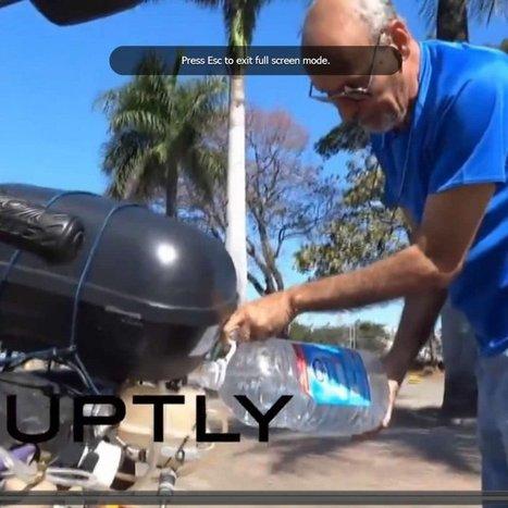 Brésil : une moto qui roule à l'eau | Solution Energie | Scoop.it