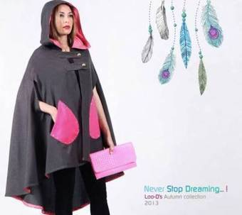 Loo-D Women latest Autumn Collection 2013   Fashion Website   Scoop.it