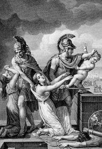 Germinal: Dos representaciones de la mujer en la tragedia griega | Literatura y más Literatura | Scoop.it