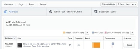 3 most useful metrics in the new Facebook insights - Inside Facebook   Skinny Wraps for Guys and Gals   Scoop.it