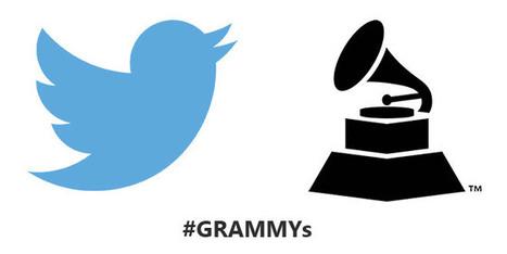 Come sono andati i #GRAMMYs su Twitter | InTime - Social Media Magazine | Scoop.it