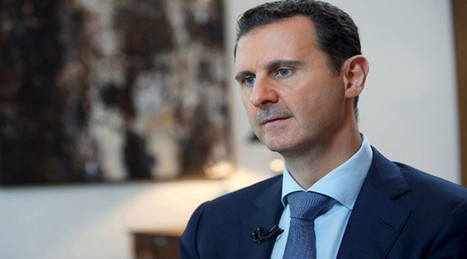 Assad: 'West uses terrorism as new instrument to subjugate Middle East'   Saif al Islam   Scoop.it