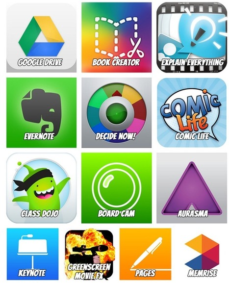 26 iPad Apps to Transform Your Teaching ~ Educational Technology and Mobile Learning | Sheila's Edtech | Scoop.it