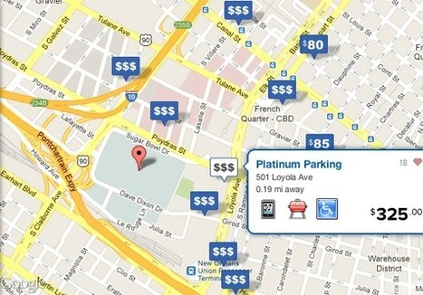 More cash flows toward parking startups: ParkWhiz raises $2M | ATL Business Attorney | Scoop.it
