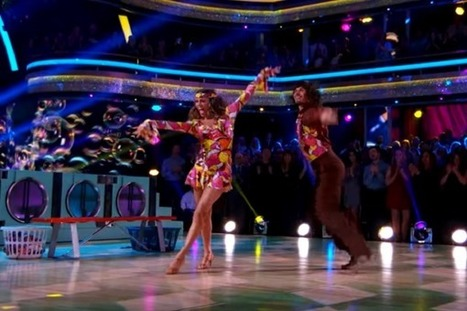 Watch Jana Kramer's '70s-Inspired 'Dancing With the Stars' Samba | Country Music Today | Scoop.it