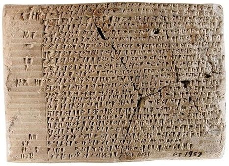 Iran seeks to reclaim Achaemenid Tablets from US after 80 years | Archaeology News Network | Centro de Estudios Artísticos Elba | Scoop.it