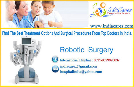 Low Cost Robotic Heart Surgery And  Robotic Heart Valve Surgery Treatment  In India   Effective And Efficient Kidney Transplant Surgery In India   Scoop.it