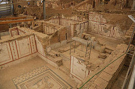 Wall Paintings Restored in Ephesus - Archaeology Magazine   Teaching history and archaeology to kids   Scoop.it