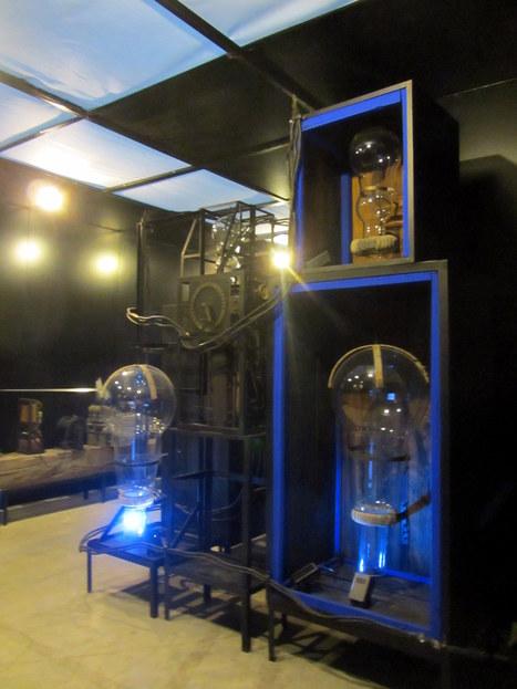 Takis: Magnetic Fields | Art Installations, Sculpture, Contemporary Art | Scoop.it