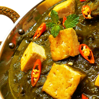 Palak Tofu – Recipe for Cancer patients / DietKart Official Blog | Beautiful Life | Scoop.it