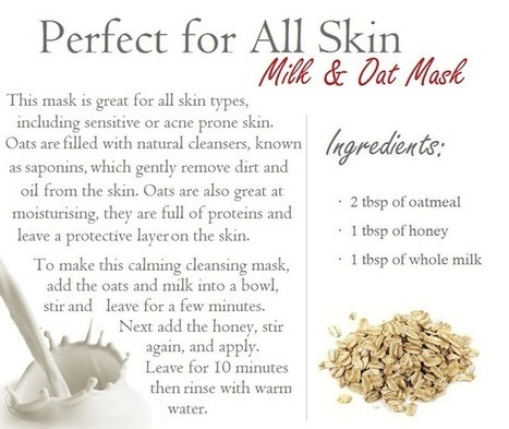 The Best DIY Facials   Make Your Own Face Masks   Best of You   Scoop.it