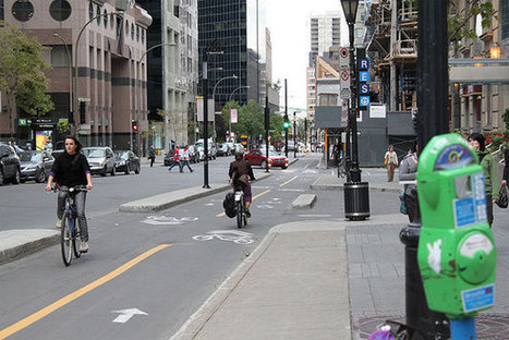 Study: Cyclists Gravitate Toward Streets With Protected Bike Lanes   Streetsblog Capitol Hill   Urban Systems   Scoop.it