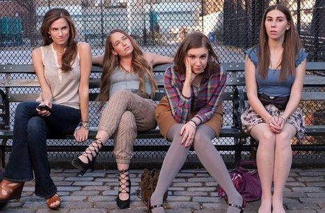 Girls, une série attachante au coeur d'une polémique | Les sorties Ciné & DVD | Scoop.it