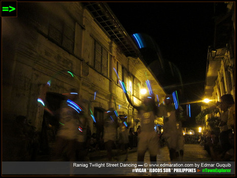 [Vigan] Raniag Street Dancing - Dance and Moves in the Darkness | #TownExplorer | Exploring Philippine Towns | Scoop.it