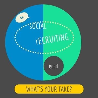 HR Bite: Is Social Recruiting Good? | Recrutement participatif | Scoop.it