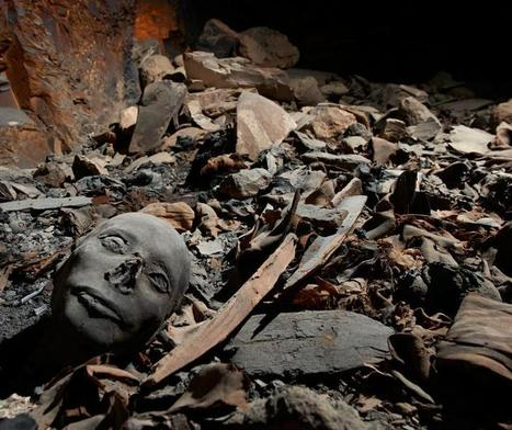 Egyptologists identify tomb of royal children | Teaching history and archaeology to kids | Scoop.it